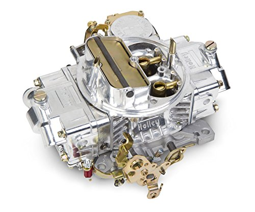Holley Street Carburetor - Holley 0-3310SA Polished Aluminum Street/Strip Carburetor