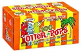 100 juice otter pops - Otter Ice Pops - Tropical, 100 count
