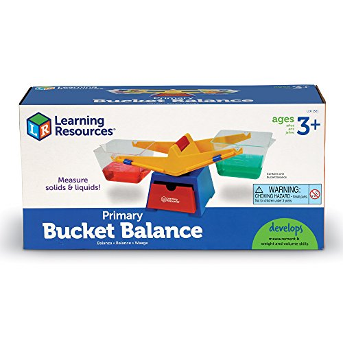 Learning Resources Primary Bucket Balance Teaching Scale by Learning Resources (Image #3)