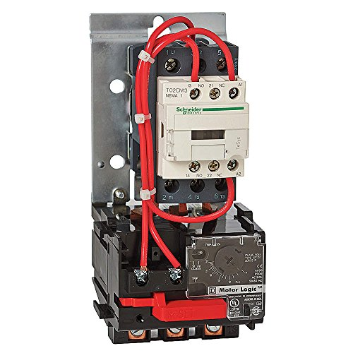 Telemecanique / Schneider Electric - T36CN13LE7 - NEMA Magnetic Motor Starter, 208VAC Coil Volts, Overload Relay Amp Setting: 9 to 27A by Telemecanique / Schneider Electric