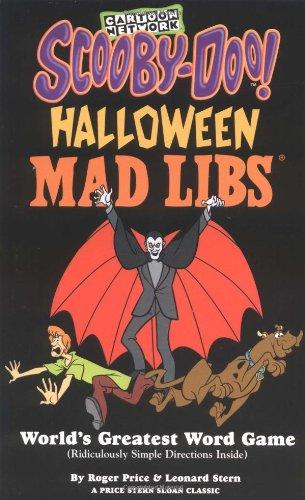 Scooby-Doo Halloween MAD LIBS]()