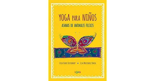 Amazon.com: Yoga para niños / Yoga for Children: Asanas de ...