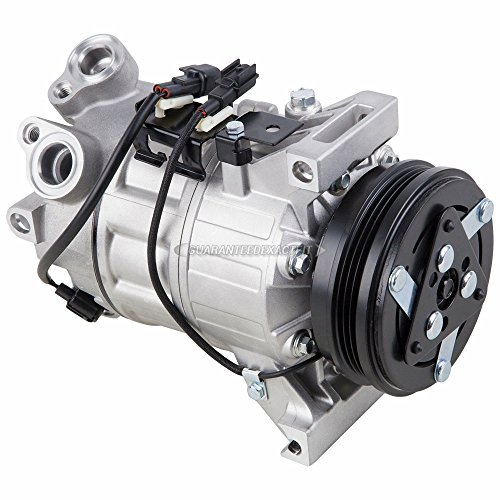 New AC Compressor & A/C Clutch For Volvo S60 S80 & V60 - BuyAutoParts 60-03839NA New ()