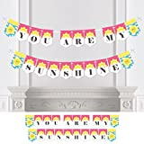 You Are My Sunshine - Sunshine Themed Party Bunting Banner - Party Decorations