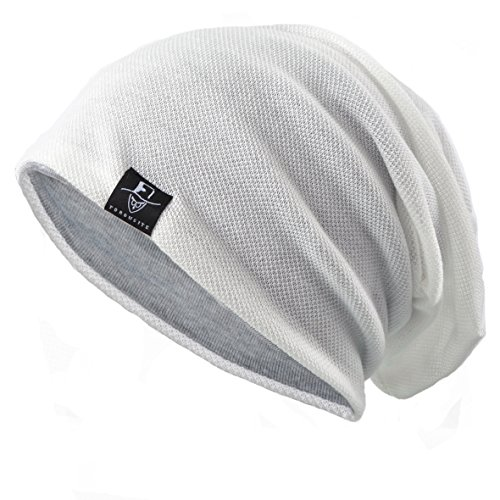 Ruphedy Mens Slouch Beanie Long Oversized Skull Cap Summer Winter Hat B301