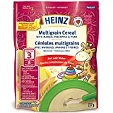 Heinz Multigrain Cereal with Mango, Pineapple & Pear, 227g (Pack of 6)
