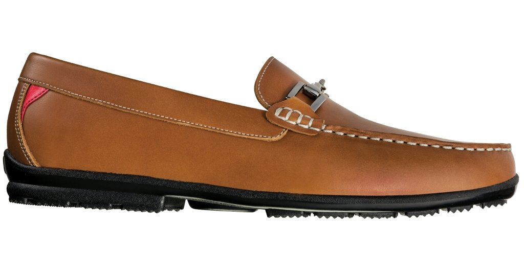 2676e0a6a67 Amazon.com  FootJoy Men s Club Casuals Leather Loafers 79008 - Previous  Season Shoe Style  Sports   Outdoors