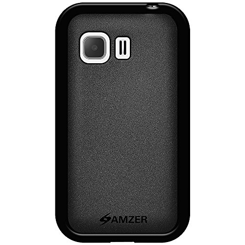 Cheap Screen Protectors Amzer Pudding Soft Gel TPU Skin Case Back Cover for Samsung Galaxy..