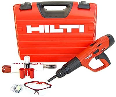 Hilti 00304398 DX 460-GR Fully Automatic Powder Actuated Grating Tool with Case by HILTI