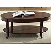 Liberty Furniture Bradshaw Oval End Table