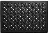 Home & More 900072436 Hampton Weave Rubber Doormat, 24