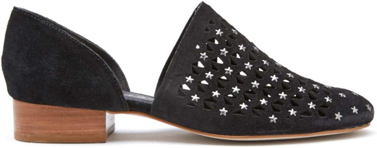 Matisse Womens Constellation Black