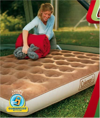 """Home Wrap'N'Roll Storage Bed 74""""x39"""" Details about  /Coleman Twin QuickBed Inflatable Camping"""