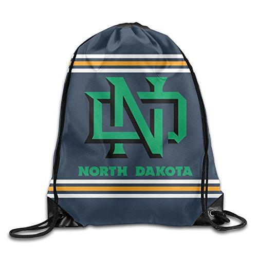 Acosoy University Of North Dakota Logo Drawstring - Motto Oakley