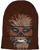 Star Wars Chewbacca Roll Down Mask Winter Beanie Hat