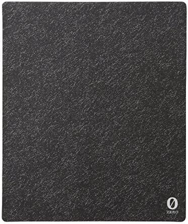 サンワサプライ ベーシックマウスパッド(ブラック) ZERO MPD-OP53BK