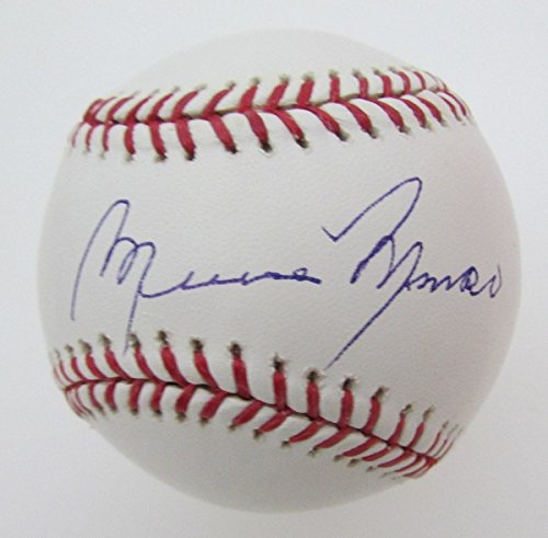 (Minnie Minoso Chicago White Sox Signed/Autographed Baseball 128151)