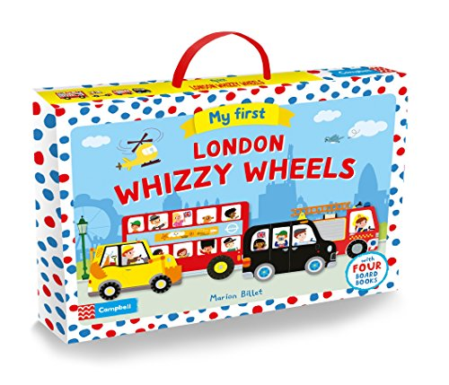 My First London Whizzy Wheels: Four Vehi - Billet Case Shopping Results