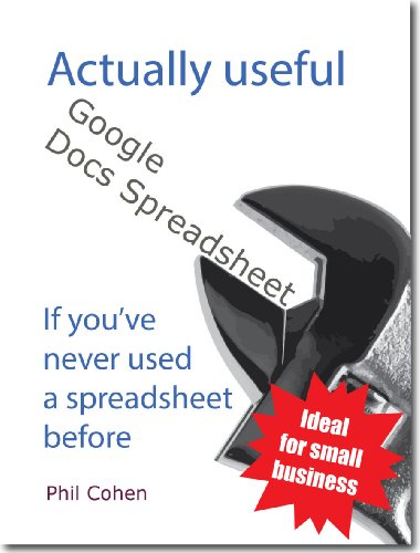 Actually useful google docs spreadsheet actually useful books book actually useful google docs spreadsheet actually useful books book 5 by cohen fandeluxe Image collections