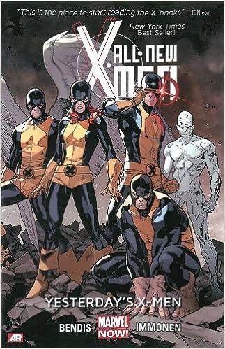 Amazon All New X Men Volume 1 Yesterdays X Men Marvel Now