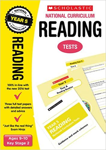 2020 SATs Practice Papers for Reading, Year 5 Scholastic ...