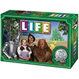The Game of Life The Wizard of Oz Board Game, 75th Anniversary Collector's Edition