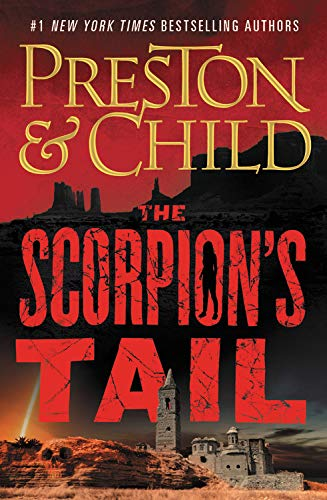 Book Cover: The Scorpion's Tail