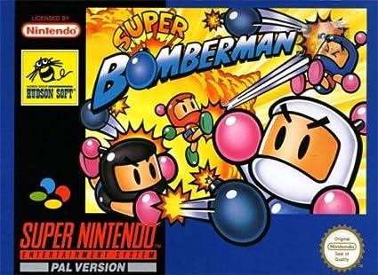 SUPER BOMBERMAN: Amazon.es: Videojuegos