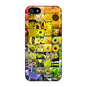 Iphone Cases - Cases Protective For Iphone 5/5s- Rainbow Mosaic