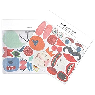 Oeuf Play Stickers: Home & Kitchen