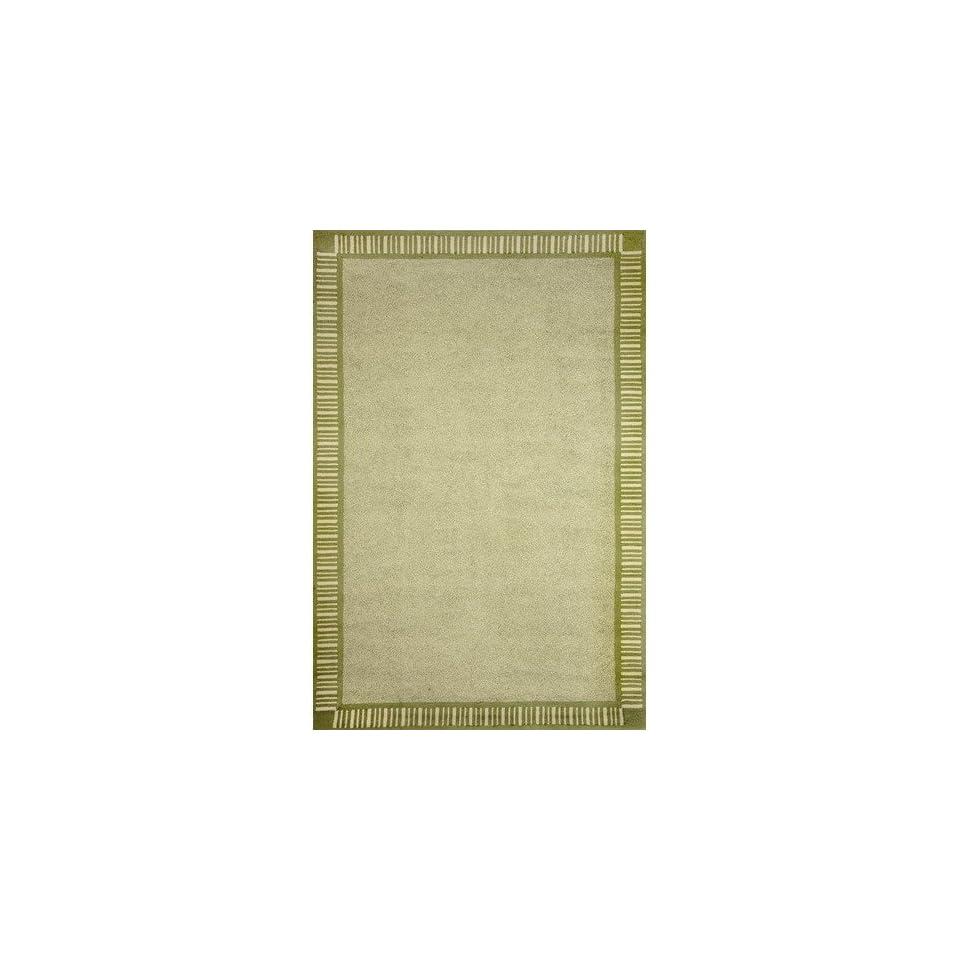 Duracord Sawgrass Mills Solid Classics Green Indoor/Outdoor Rug   RGPS   5 x 8 Rectanggle