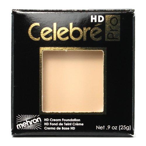 ジム過度に羨望(3 Pack) mehron Celebre Pro HD Make-Up - Light 2 (並行輸入品)