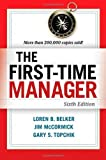 img - for The First-Time Manager by Loren B. Belker (2012-01-03) book / textbook / text book