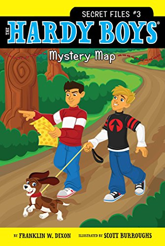 Mystery Map (The Hardy Boys: Secret Files series Book 3)