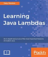Learning Java Lambdas Front Cover