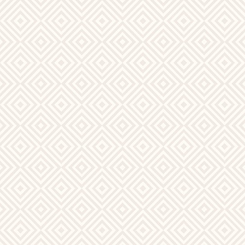 Beacon House 2535-20660 Metropolitan Geometric Diamond Wallpaper, Beige ()