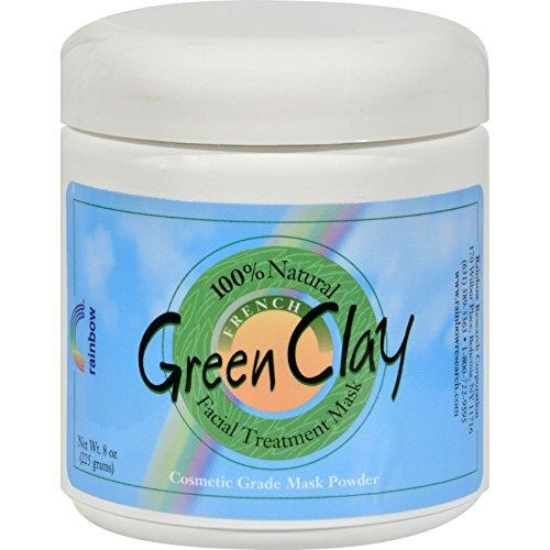 Rainbow Research French Green Clay Powder 8 Oz