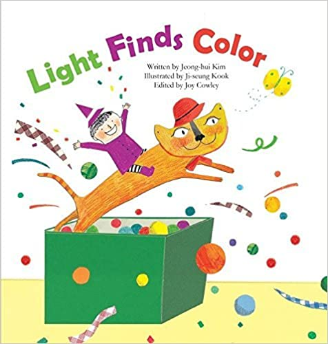 Book Light Finds Color: Light and Color (Science Storybooks) by Jeong-Hui Kim (2016-08-06)