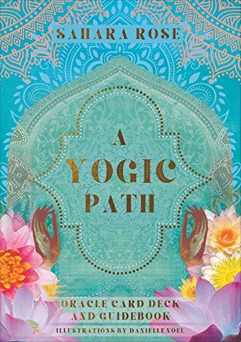 A Yogic Path Oracle Deck and Guidebook (Keepsake Box Set) ()