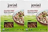 Jovial Gluten Free Brown Rice Pasta Fusilli -- 12 oz