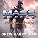 Mass Effect: Revelation Audiobook by Drew Karpyshyn Narrated by David Colacci