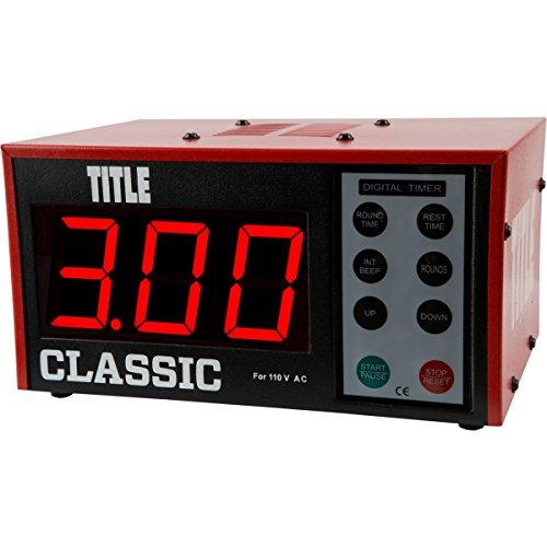 large boxing timer - 3