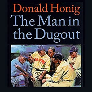 The Man in the Dugout Audiobook