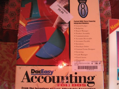 Daceasy Accounting - DacEasy Accounting Version 8