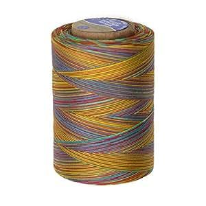 Cotton Machine Quilting Multicolor Thread 1200 YD Gumballs