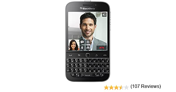 BlackBerry Classic - Smartphone de 3.5