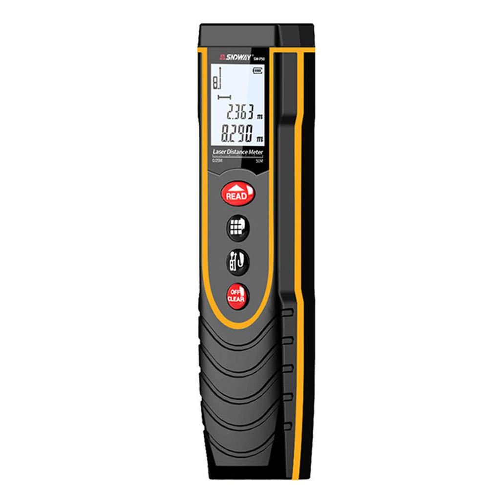 Rayuwen Handheld Laser Measure Portable 50m Multiple Measurement Modes for Distance Measurement Interior Design,70m by Rayuwen