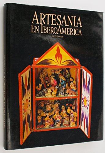 Descargar Libro Artesania En Iberoamerica - Un Solo Mundo - Pedro Martinez Massa