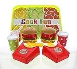 GiftExpress Double Cheeseburger - Hamburger Fast