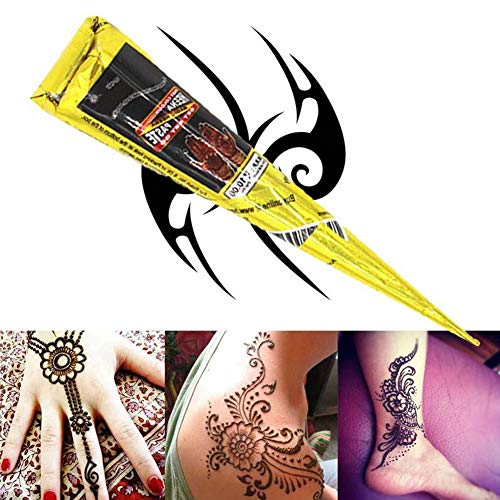 henna cones prime - 2